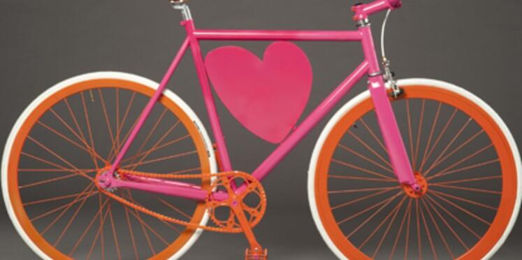 Des vélos customisés vendus aux enchères