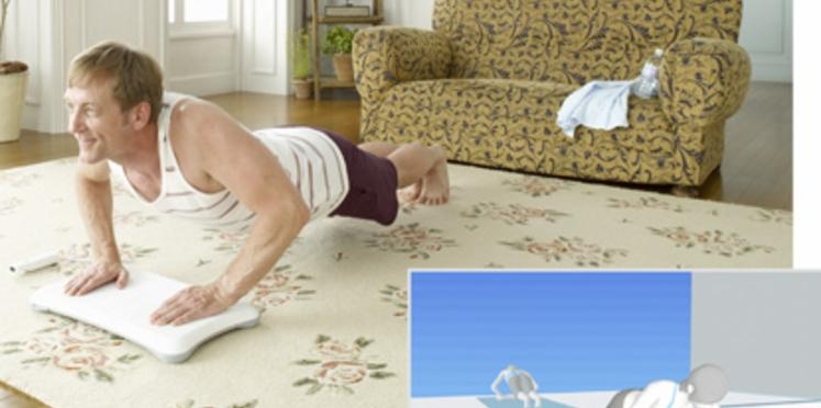 Wii Fit : un outil pour se motiver à faire du sport