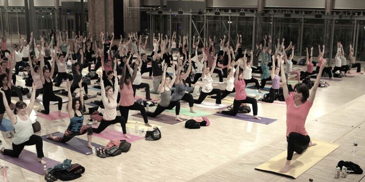 Yoga : faites le plein d'énergie le 8 janvier !