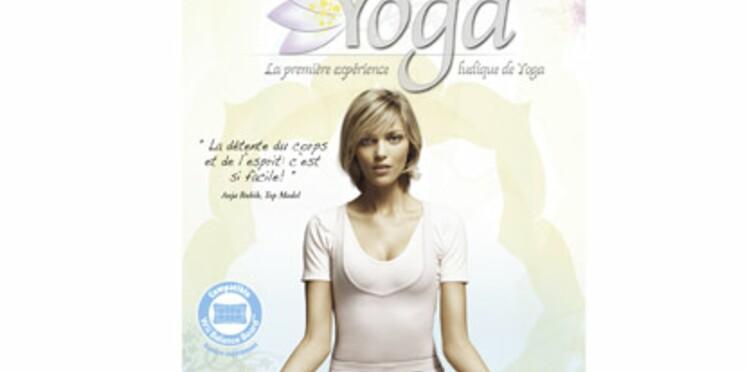 Faire du yoga sur la Wii