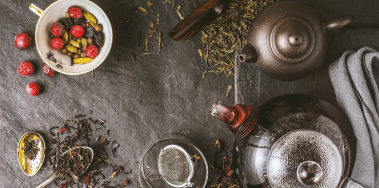 Le thé, notre meilleur allié pour l'hiver