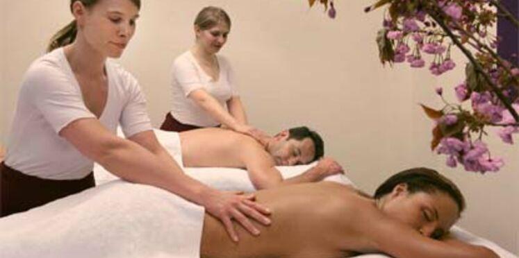 Les massages en duo
