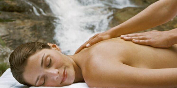 Massage : la pause bien-être