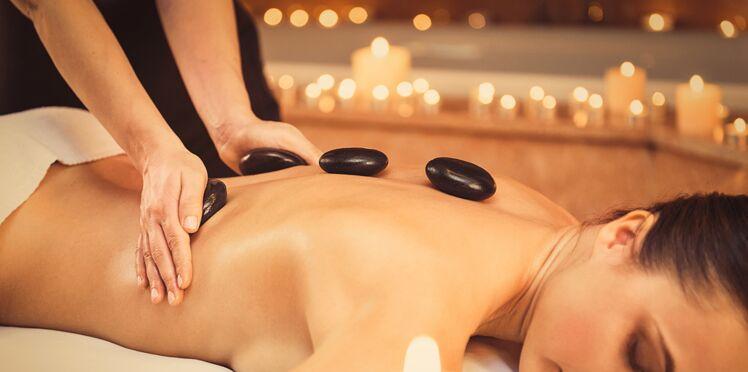 Massage aux pierres chaudes : ce qu'il faut savoir avant d'en profiter