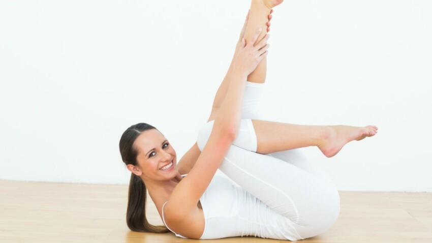 Contre le stress, un cours de Pilates en vidéo