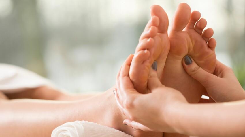 Réflexologie : 6 points faciles à stimuler pour soulager les maux du quotidien