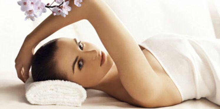 Relaxation: nos massages 100% détente
