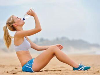 Sport et hydratation