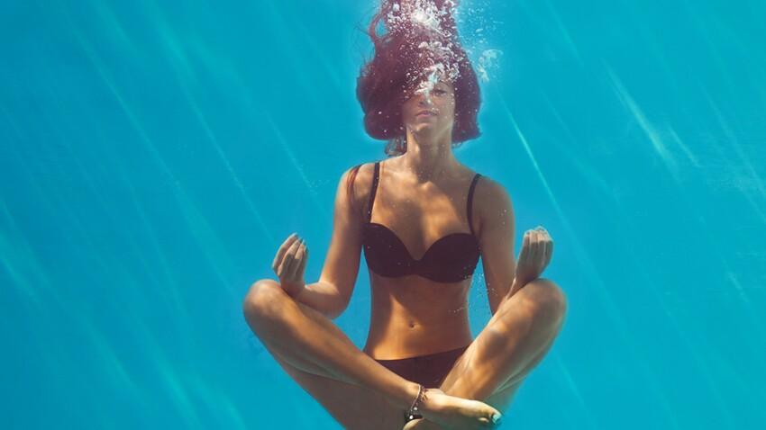 Aqua-yoga : ses atouts bien-être