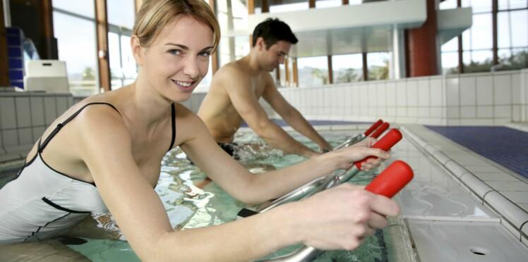 L'aquabike : le sport parfait pour se remettre en forme