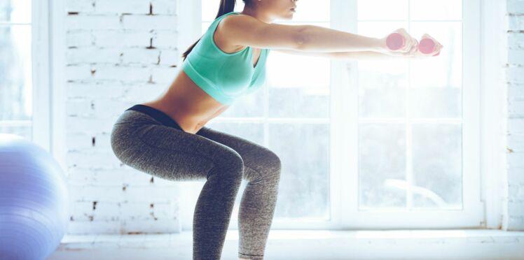 5 exercices ciblés contre la culotte de cheval