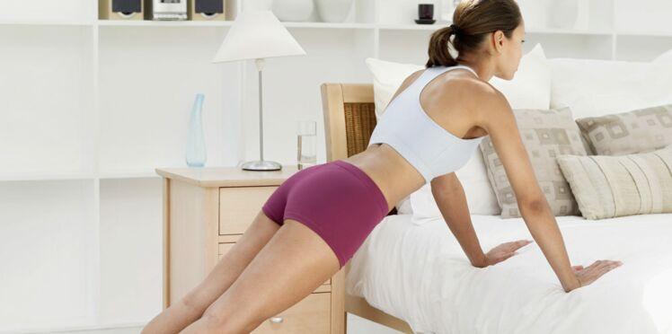 Un exercice de gym par jour
