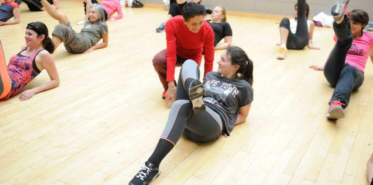 J'ai testé un cours de « Gym Tonic » avec Véronique et Davina : indémodable !