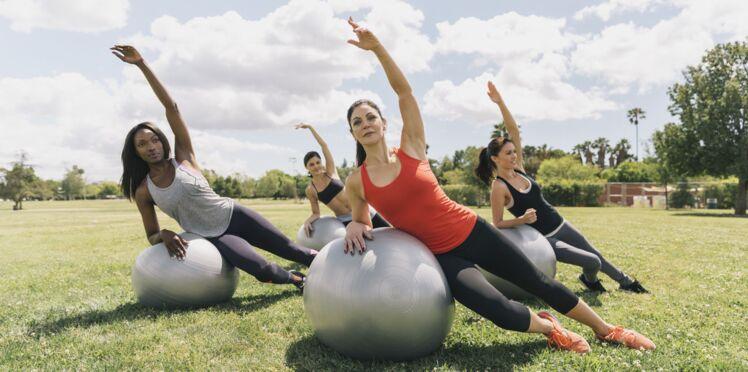 Se muscler en profondeur et lutter contre le stress avec le Postural Ball