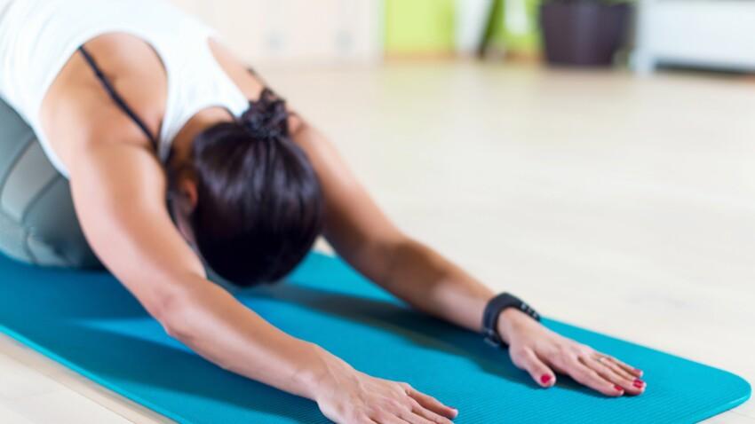 Ma séance de Pilates spéciale paresseuse