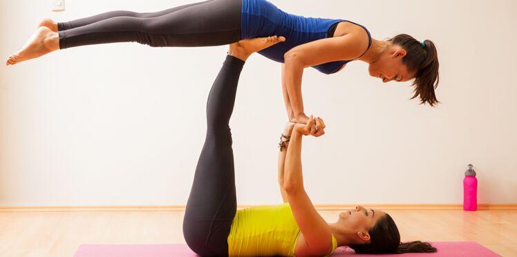 Acroyoga, Bikram, Pranayama... 5 façons de faire du yoga