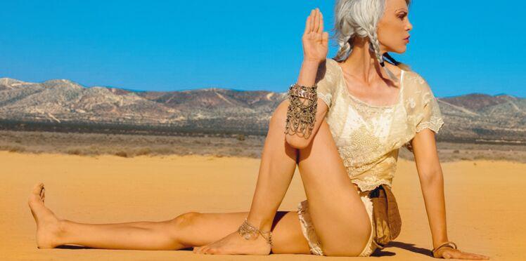 Photos - Yoga : 8 postures pour bien s'étirer