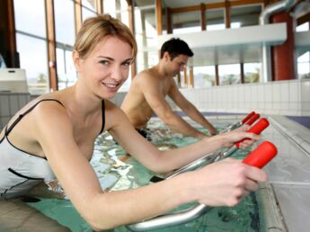 Aquabiking : les clés pour pédaler efficace