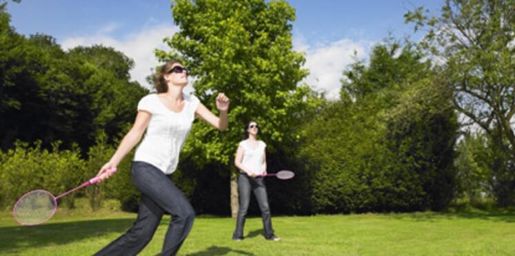 Badminton : un sport ludique et physique : Femme Actuelle