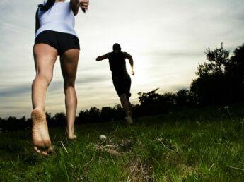 Le barefoot : une course nature