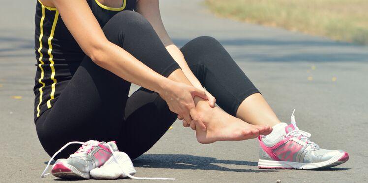 Bobos du sport : nos solutions douces pour les soulager