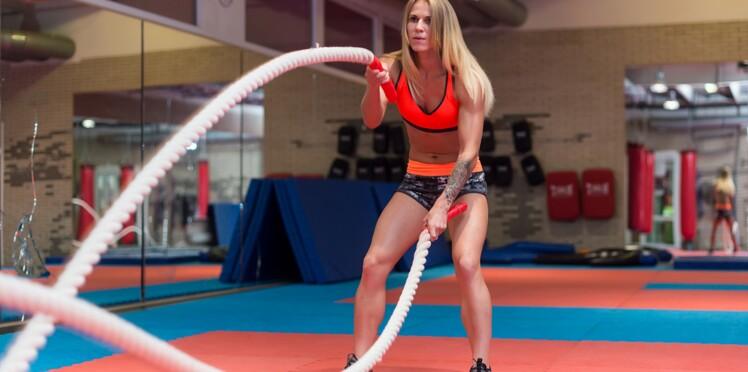 La corde ondulatoire, l'accessoire pour muscler tout son corps