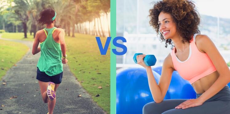 Je veux reprendre le sport, perdre du poids, me muscler... Je choisis la course à pied ou la muscu ?