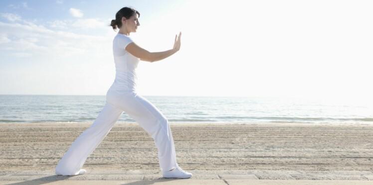 En images : un exercice de Qi Gong pour bien commencer la journée