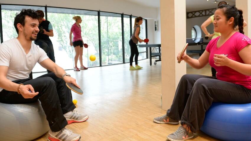 J'ai testé le Fit Ping Tonic… le tennis de table à la sauce fitness !