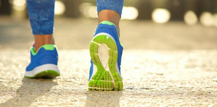 Marche rapide: les bons gestes pour s'entraîner comme une pro