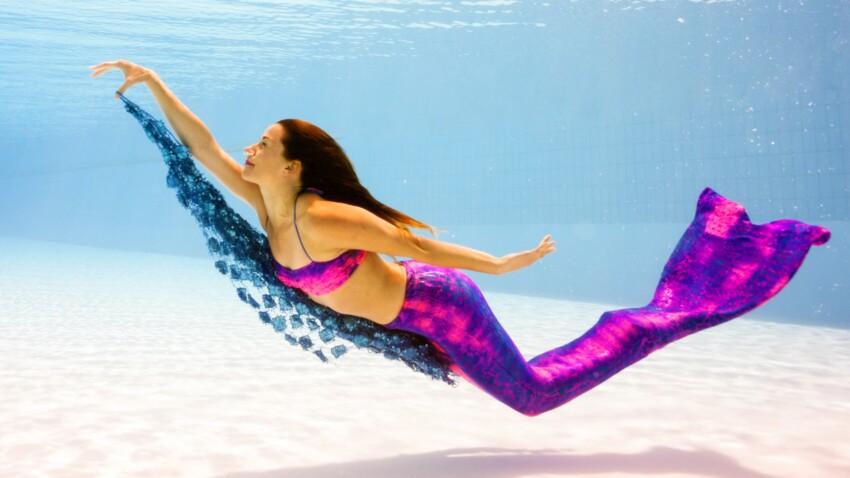 Mermaiding : et si on se transformait en sirène, pour se sculpter un corps canon ?