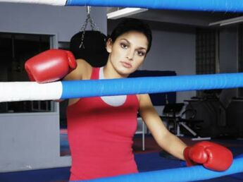 On a testé la boxe pour filles