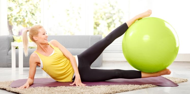 Fitness : je fais quoi avec un ballon ?