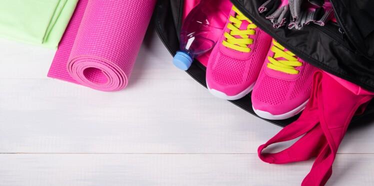 Top 5 des objets les plus sales de votre sac de sport : comment les entretenir ?