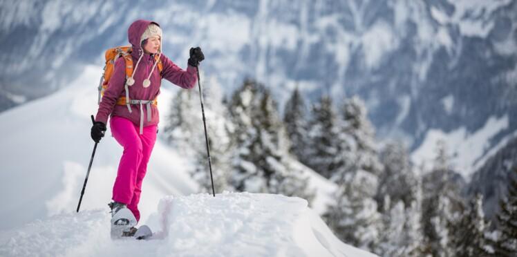 J'ai testé le ski de randonnée, une activité sportive en pleine nature !