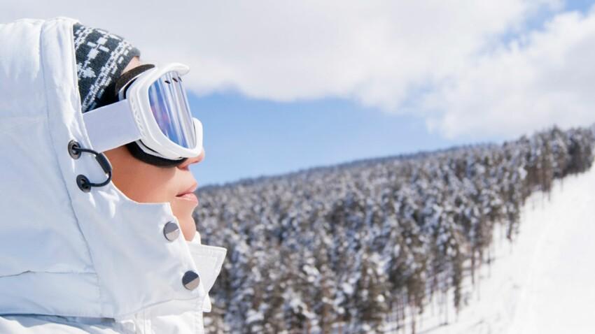 Sports d'hiver : partez préparée