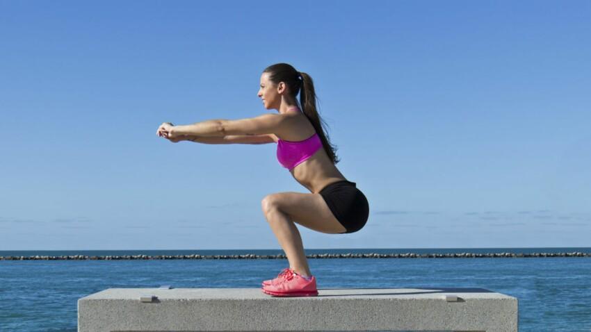 J'ai testé le « 30 days squat challenge » pour maigrir des cuisses