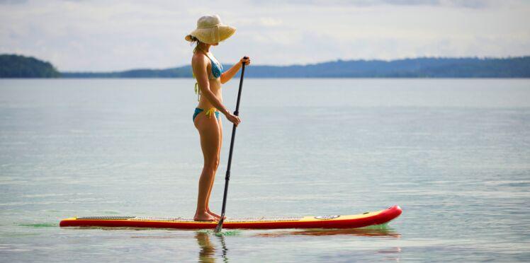 Posture, souffle, équilibre... 5 raisons de se mettre au stand-up paddle !