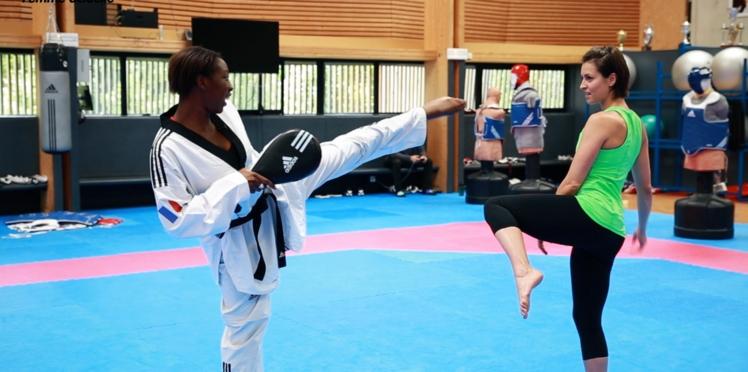 """Vidéo : """"Joue-la comme Julie"""", l'initiation au taekwondo avec Haby Niare"""