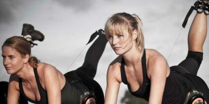 8899044f13b01 10 exercices de pilates à piquer à la star du fitness sur Instagram ...