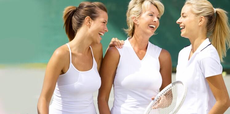 Tennis, roller, boxe... Après 40 ans, j'ose !