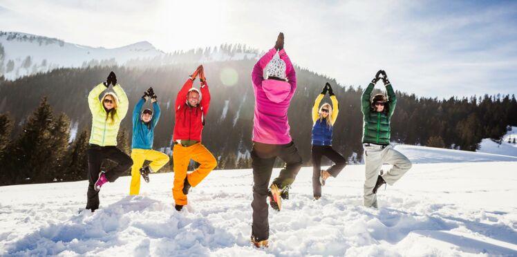 Sports d'hiver : 5 raisons de se mettre au yoga quand on fait du ski