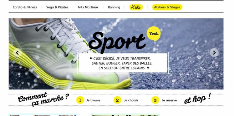 Zippy guide : un nouveau site pour réserver sa séance de sport en ligne