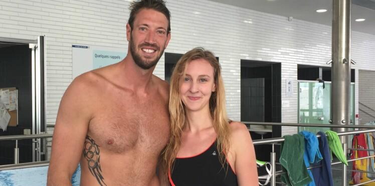 J'ai testé un cours de natation avec Alain Bernard