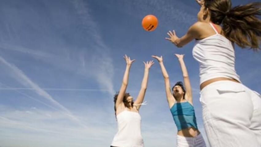 4 bonnes raisons de choisir un sport collectif