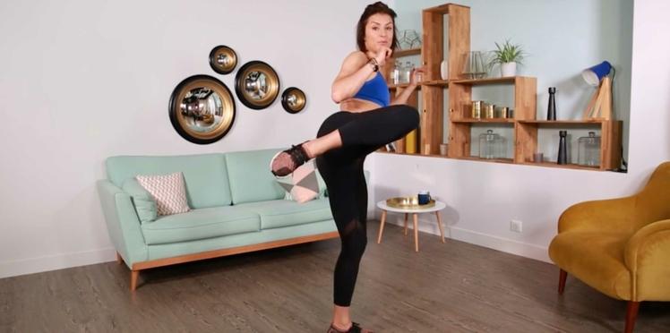 Du fitness inspiré des arts martiaux pour s'affiner