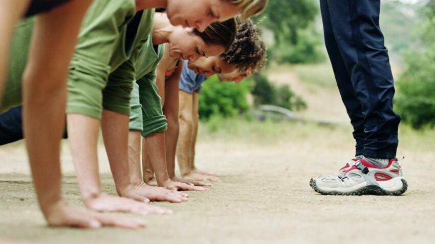 Bootcamp : faire du sport comme à l'armée