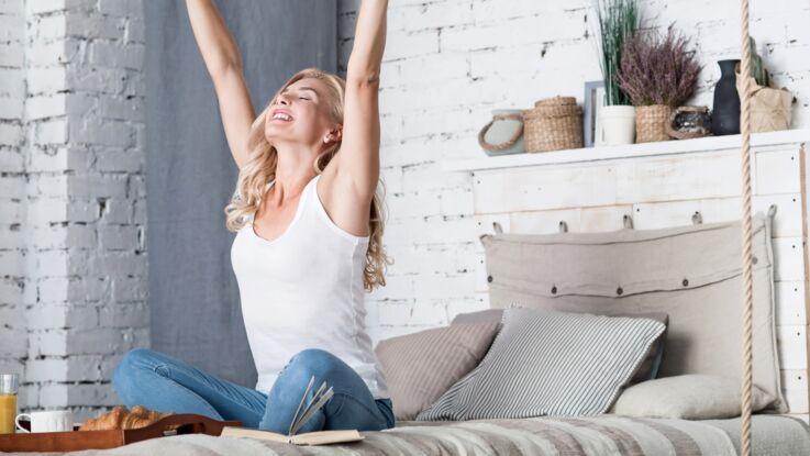 Mon cours de yoga en vidéo : je veux bien commencer la journée