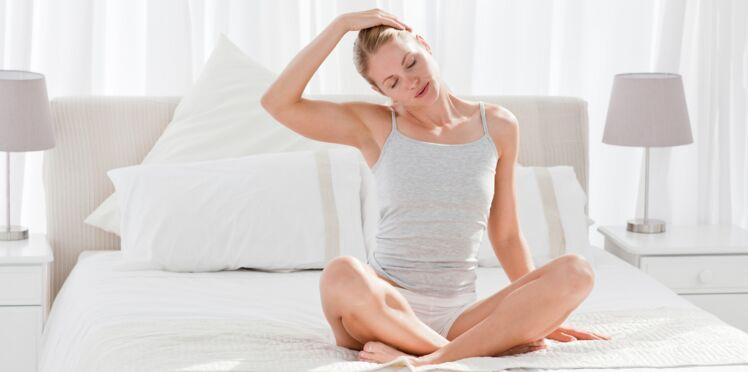 Mon cours de yoga en vidéo : je veux bien dormir