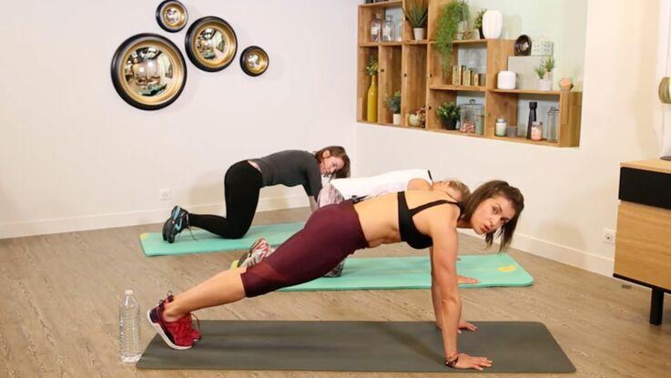 30 minutes de cours de gym pour avoir de belles fesses